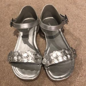 Lands' End sandals, size 11